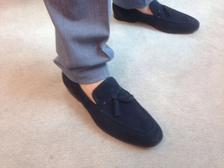 Simon awful shoes