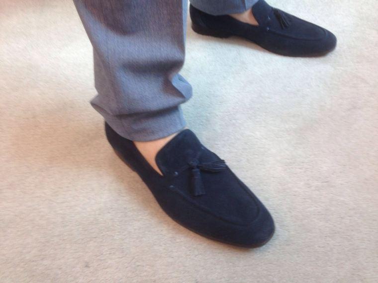 Simon awful shoes