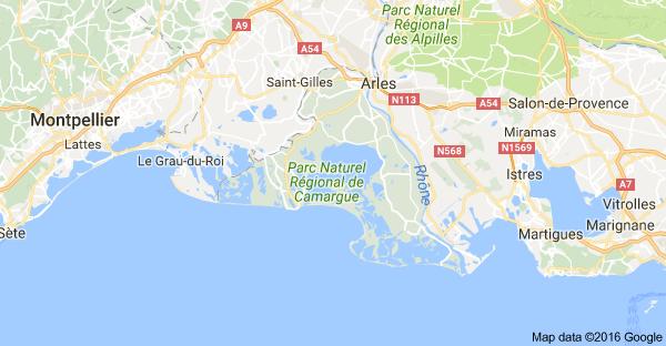 camargue-map